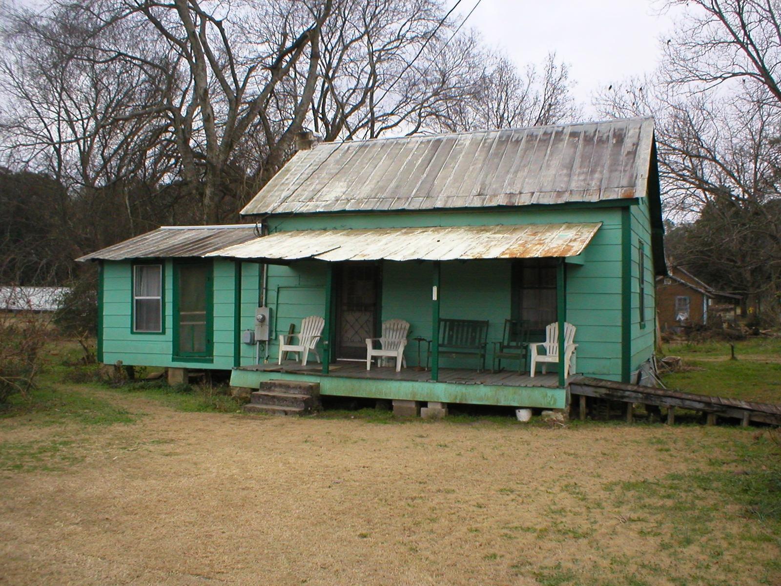 Nita 39 s blues shack for Shack homes